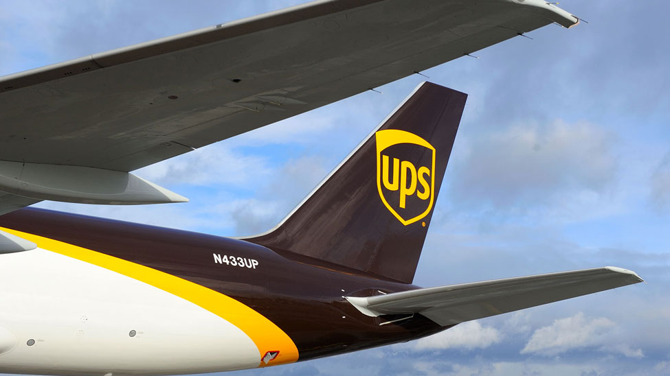 UPS capitalises on demand for next-day delivery