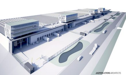 Brussels Airport investing €100m in logistics buildings