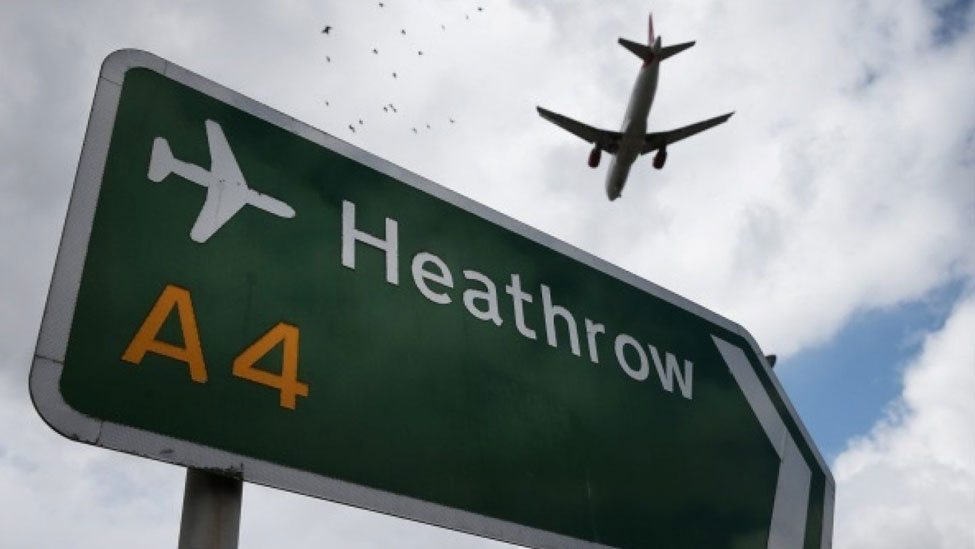 MPs back plans for Heathrow's third runway