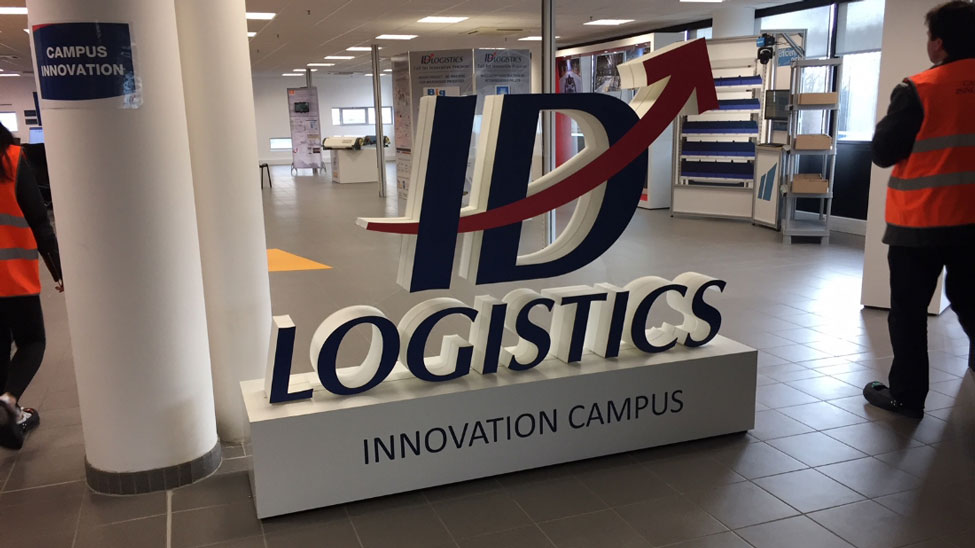 ID Logistics supporting E.Leclerc's home delivery and click & collect services in Paris