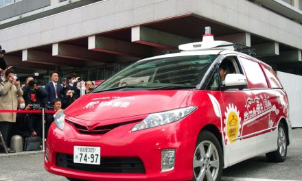Japan Post trialing self-driving vehicles in Tokyo