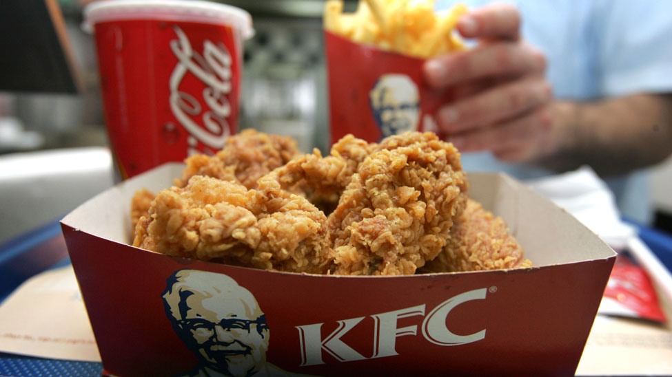 KFC returns to Bidvest for north of England deliveries