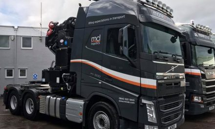 MCL Logistics joins Palletways