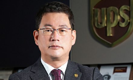 Harrison Park appointed MD of UPS Korea