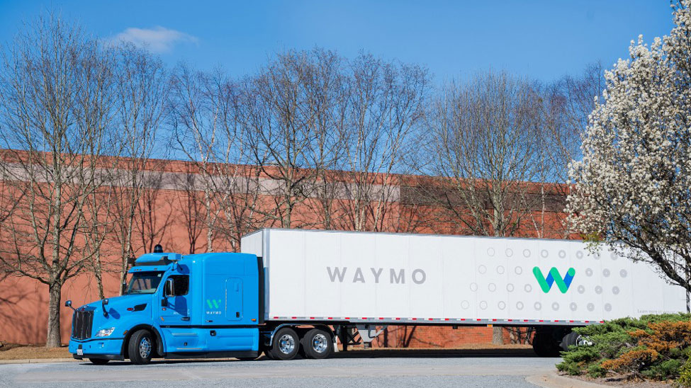 Waymo piloting self-driving trucks in Atlanta