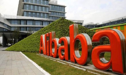 Alibaba reports  quarterly operating loss