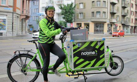 "Swiss Post buys majority stake in ""notime"""