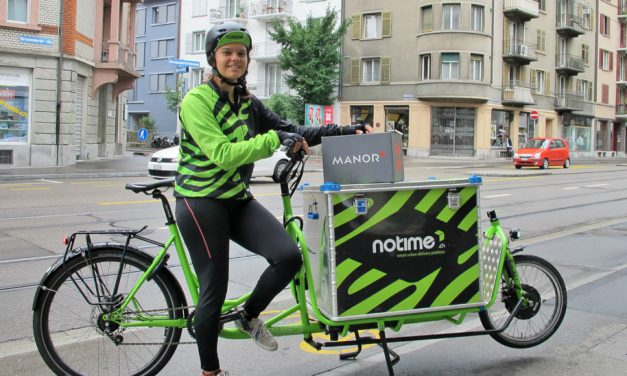 "Swiss Post buys majority stake in ""notime"""