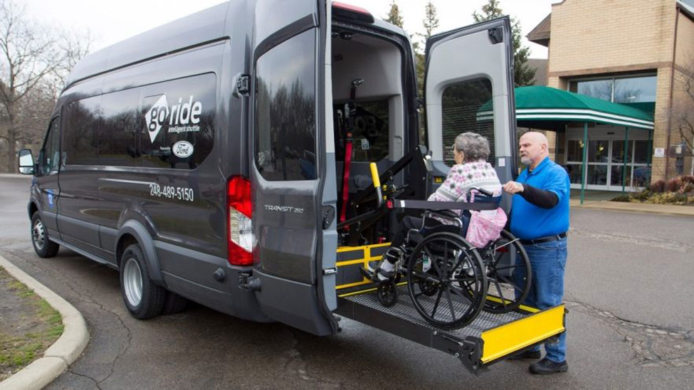 Ford's GoRide program aims to get Nana to the doctor on time