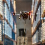 """GEODIS and DELTA DRONE unveil """"completely automatic"""" warehouse inventory system"""