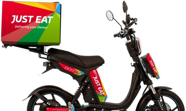 Just Eat offering discounts on electric scooters to partner restaurants