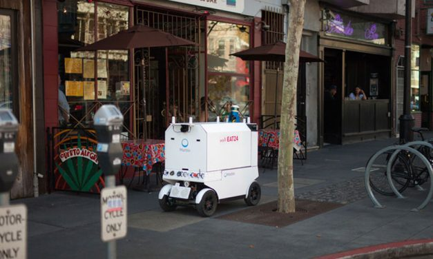 Delivery robot company Marble closes $10m funding round