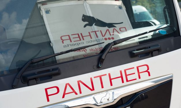 NEW COO for Panther Warehousing