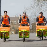 Sainsbury's trialing cargo bike grocery deliveries