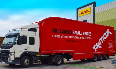 TJX Europe reappoints DHL Supply Chain