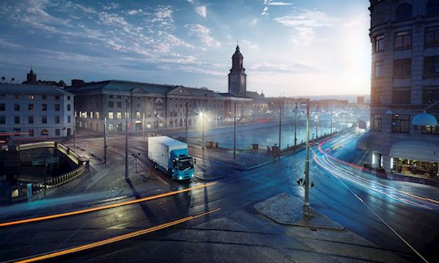 Volvo Trucks launches all-electric truck
