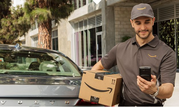 The Key to in-car deliveries