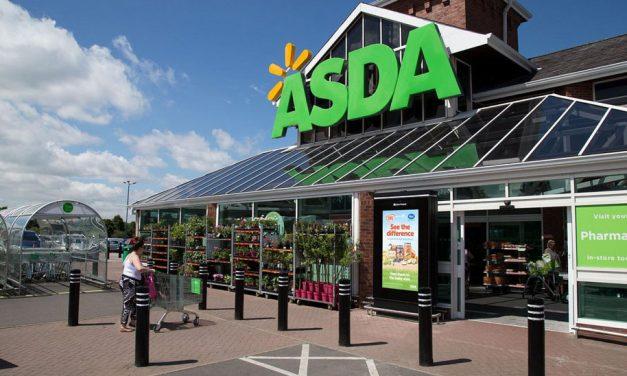 Asda profits down 13%