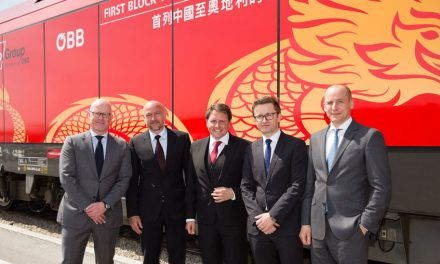 DHL and RCG extend Belt and Road network with Chengdu-Vienna direct route