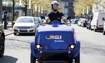 GLS Germany ups green credentials