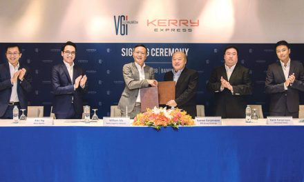 Kerry Express partners with Bangkok Mass Transit System