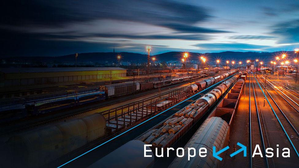 C.H. Robinson launches trans-Eurasian rail service