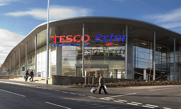 Tescojoins Climate Group'sEV100 campaignto electrifyitsfleet of 5,500 vehicles.
