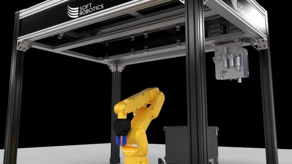 Soft Robotics raises $20m in funding