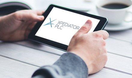 Xpediator:  CEO announced