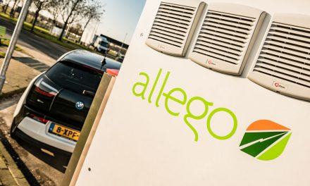 Boost for electric vehicle charging provider