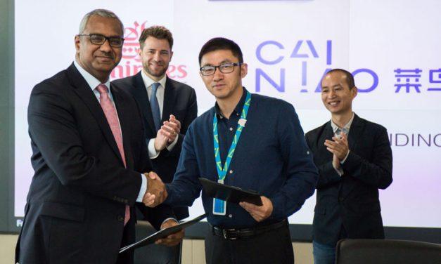 Cainiao signs MoU with Emirates SkyCargo to use Dubai as a hub