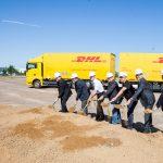 DHL Freight breaks ground on new Hanover hub