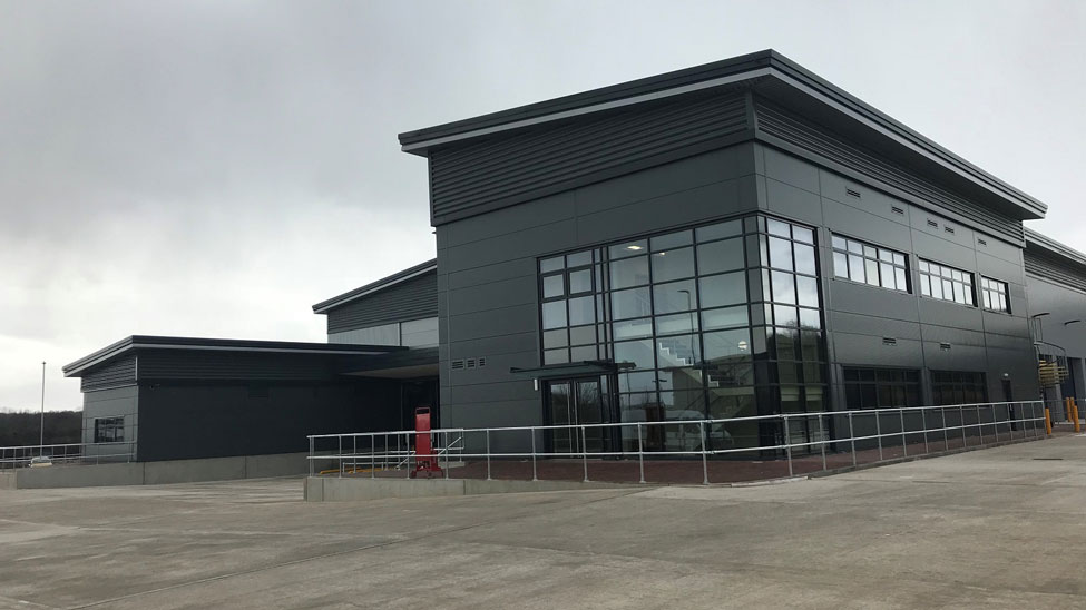 DPD opens new facilities in Nottingham and Barking