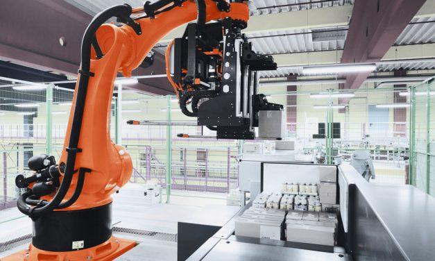 "Nestlé and XPO Logistics building ""digital warehouse of the future"""