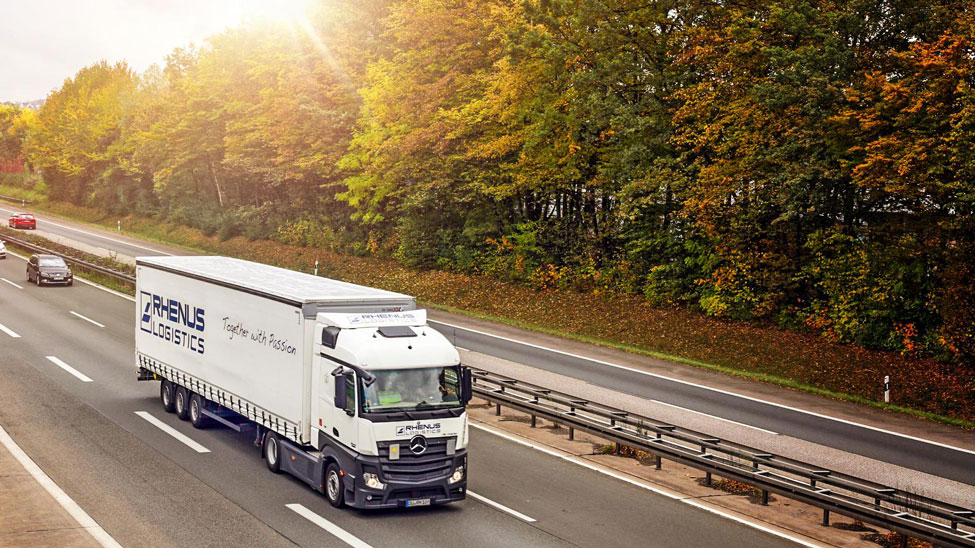 Rhenus and ERKA launch daily service between Germany and Poland