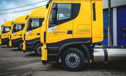 DHL Freight moving towards clean energy goals