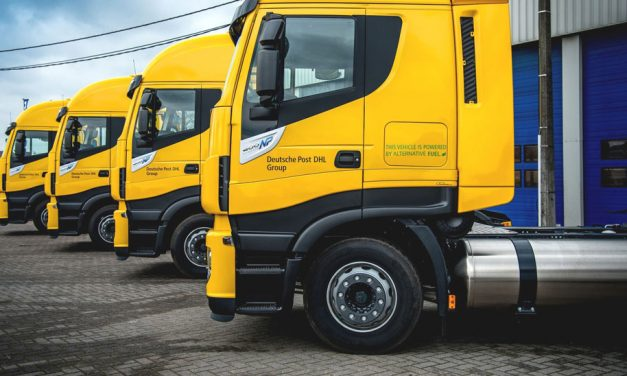 DHL buys four LNG trucks from IVECO