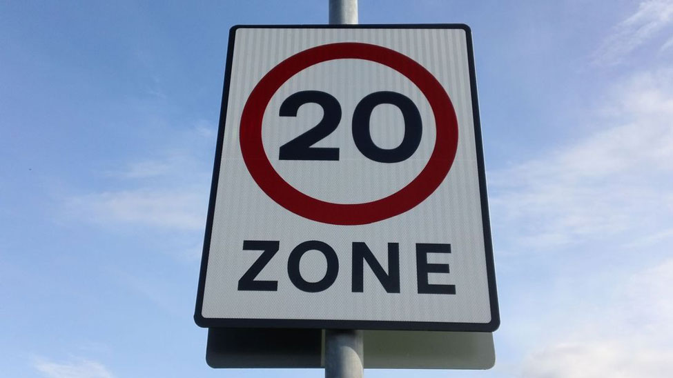"London's ""Vision Zero"" scheme will include 20mph limit on all TfL roads in Congestion Charging Zone"
