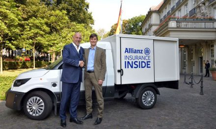 "Allianz offering ""special insurance"" for StreetScooter electric vehicles"