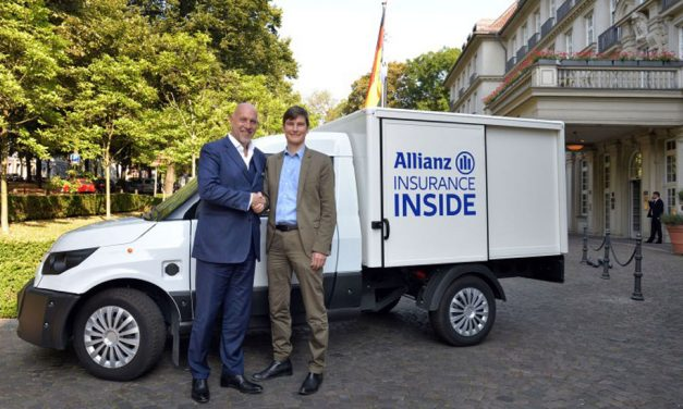 """Allianz offering """"special insurance"""" for StreetScooter electric vehicles"""
