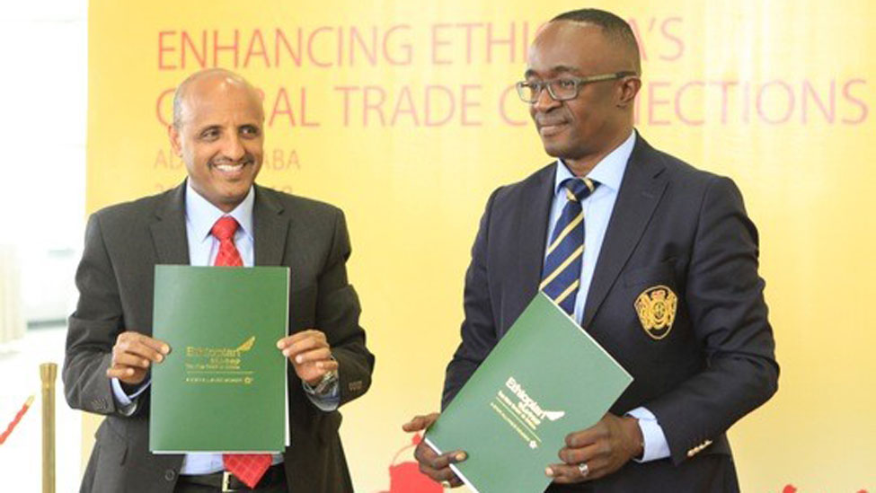 DHL Global Forwarding and Ethiopian Airlines set up new JV