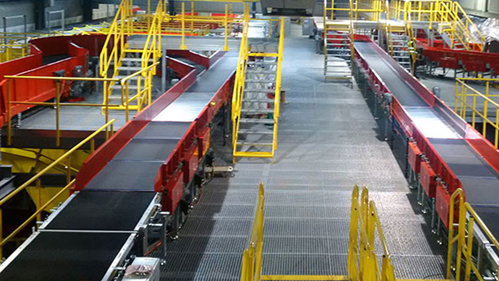 "Siemens implements ""ultramodern"" Basel parcel centre for DHL Express"