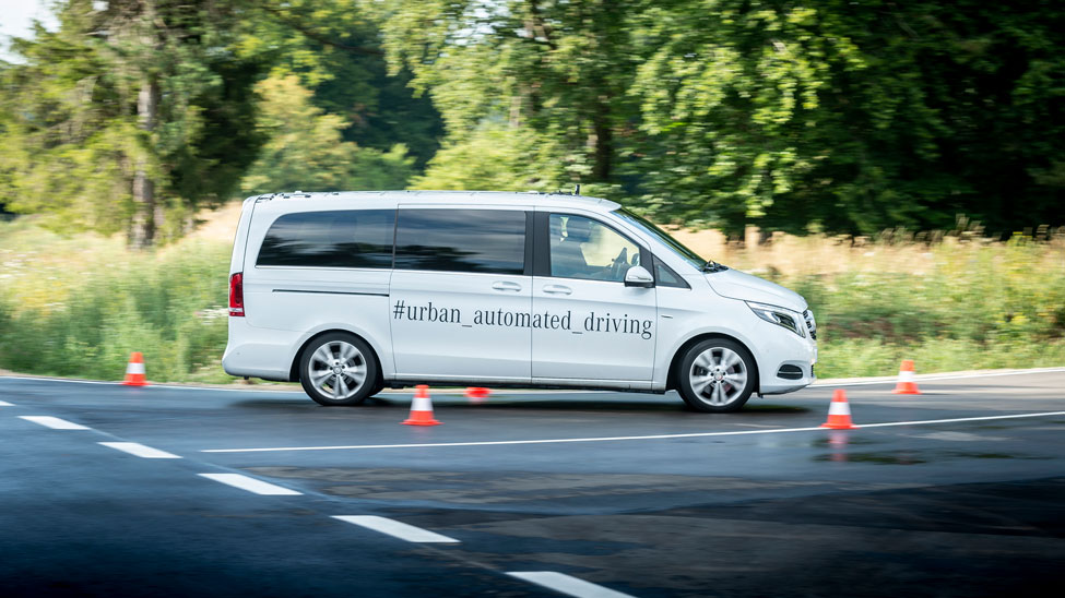 Bosch and Daimler will be running autonomous driving tests in California