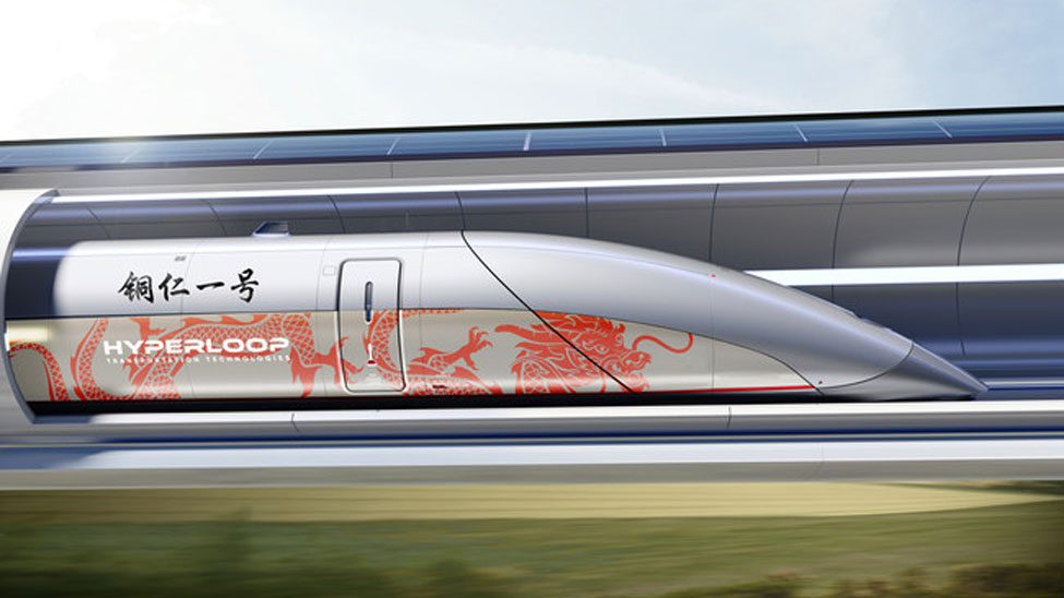 Agreement signed on China's first Hyperloop system