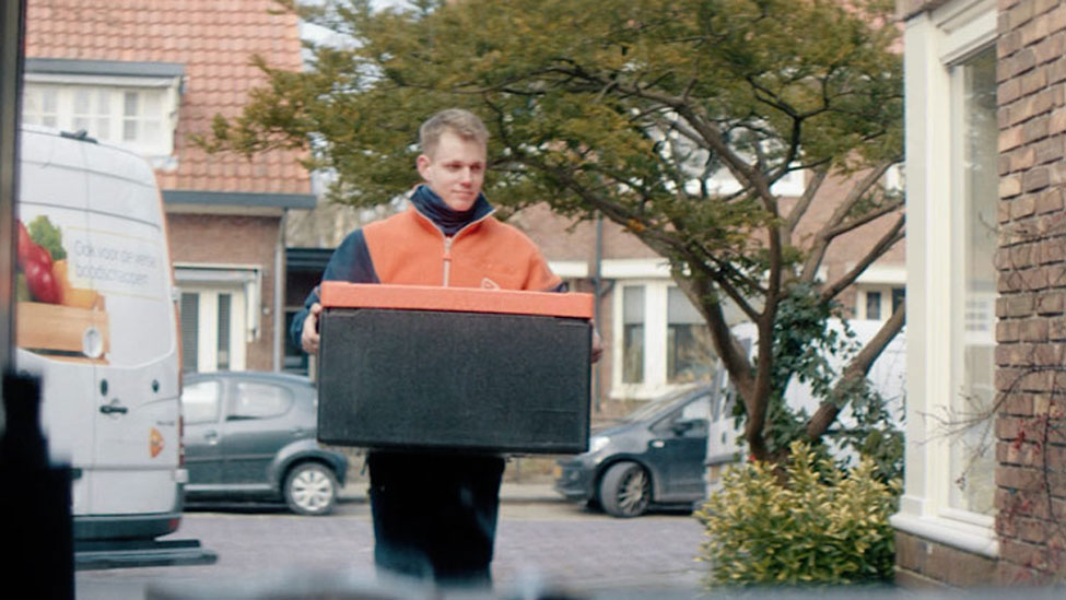 PostNL offering morning food deliveries