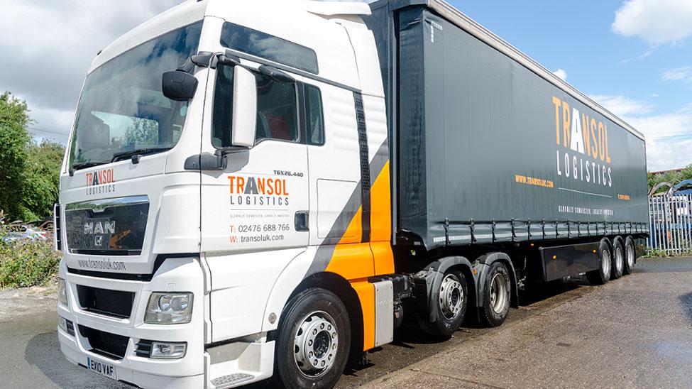 Transol joins Palletways