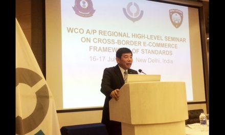 "WCO ""stands ready"" to support cross-border e-commerce"