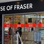 CollectPlus return House of Fraser items for free