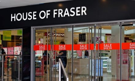 House of Fraser cancels all online orders