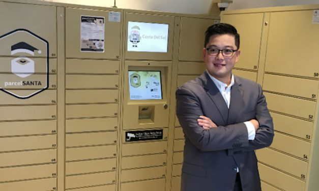 CEO Interview: Jim Huang, Parcel Santa